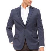 Stafford Yearround Blue Tic Sport Coat