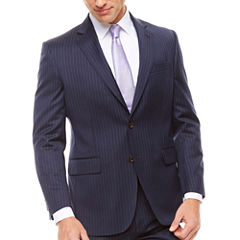 Stafford Classic Fit Wool Suit Jacket