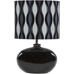 Décor 140 Wendell 19x7.75x12 Indoor Table Lamp