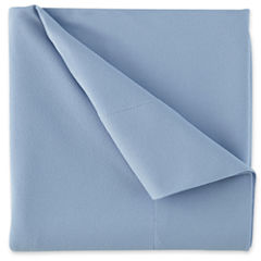Micro Flannel® Standard/Queen Solid Pillowcase