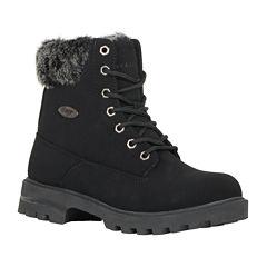 Lugz Empire Fur Womens Hiking Boots
