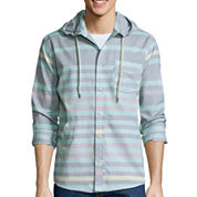 Levi's® Siren Long-Sleeve Woven Shirt
