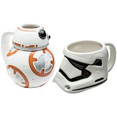 Disney Star Wars® BB-8 and Stormtrooper Set of 2 Mugs