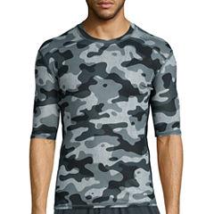 adidas® Techfit Short-Sleeve Compression Shirt