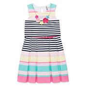 Knit Works Sleeveless Sundress - Big Kid Girls