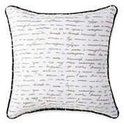 Home Expressions™ Paris Decorative Pillow