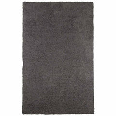Cambridge Home Indoor-Outdoor Shag Shag Rectangular Rugs