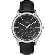 Timex IQ+ Move Activity Tracker Black Smart Watch-Tw2p93200f5