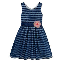 Lilt Sleeveless Party Dress - Big Kid Girls