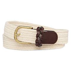 Mixit™ Braided Keeper Stretch Belt