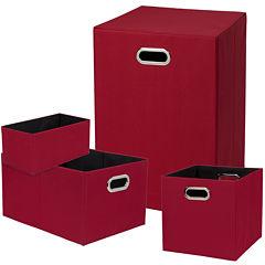 Creative Bath™ Fold N Store Hamper Collection