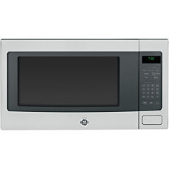 GE Profile™  2.2 Cu. Ft. Countertop Microwave Oven with Sensor Cooking Technology
