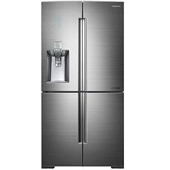 """Samsung Chef Collection ENERGY STAR® 34 cu. ft. 36"""" Wide 4-Door Flex™ French Door Refrigerator"""