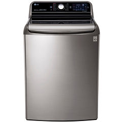 LG ENERGY STAR®  5.7 cu. ft. Mega Capacity Top Load Washer With Turbowash Technology