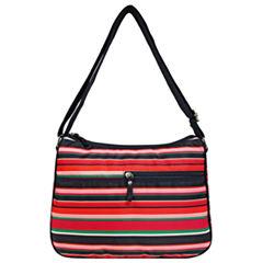 St. John's Bay Nylon Hobo Bag