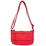 St. John`s Bay Mini Flap Crossbody Bag