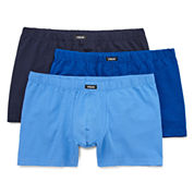 Rico 3-pk. Cotton Stretch Boxer Briefs