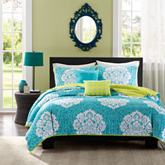 Intelligent Design Liliana 5-pc. King/Cal. King Coverlet Set
