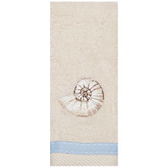 India Ink Seaside Serenity Fingertip Towel