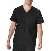 Bio Stretch Mens V-Neck Scrub Top