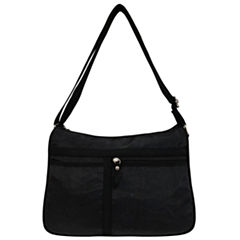 St. John's Bay Crushed Nylon Hobo Bag