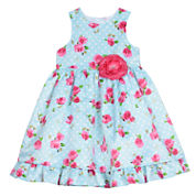 Marmellata Party Dress - Toddler Girls