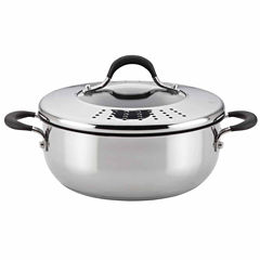 Circulon 4-qt. Stainless Steel Cooking Domes
