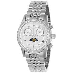 Invicta Womens Silver Tone Bracelet Watch-22504