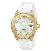 Invicta Womens Silver Tone Bracelet Watch-23714