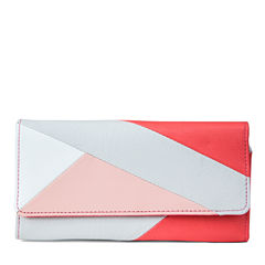 Mundi File Master Patchwork RFID Blocking Wallet