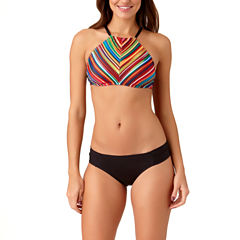 a.n.a Mix & Match High Neck Swimsuit Top or Hipster Bottom