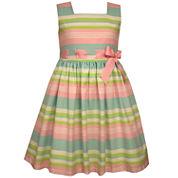 Bonnie Jean Sleeveless Sundress - Preschool