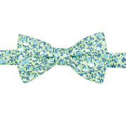 Stafford Floral Bow Tie