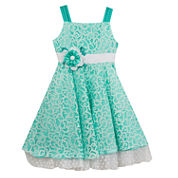 Rare Editions Party Dress - Toddler Girls