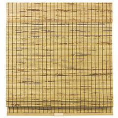 Burnout Bamboo Cordless Roman Shade