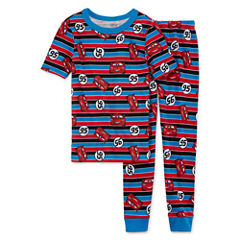 Disney Cars Pant Pajama Set Boys