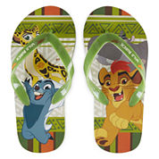 Disney Lion Guard Flip-Flops