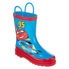 Disney Boys Rain Boots - Toddler