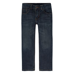 Levi's 505 Regular Fit Jeans - Preschool Boys 4-7X