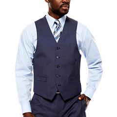 Collection by Michael Strahan  Classic Fit Wool Suit Vests