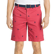 IZOD Cotton Chino Shorts