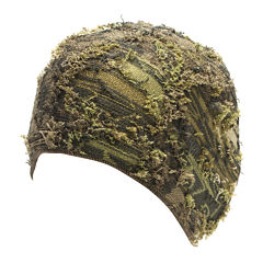 QuietWear® Fleece-Lined Grassy Beanie