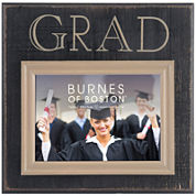 Burnes of Boston® Grad 4x6