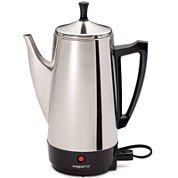 Presto®12-Cup Stainless Steel Coffee Maker