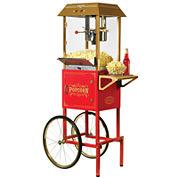 Nostalgia Popcorn 1000 Popcorn Cart