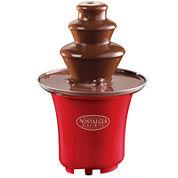 Nostalgia CFF300 3-Tier 0.5-Pound Capacity Chocolate Fondue Fountain