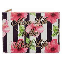 a.n.a Mom Makeup Bag