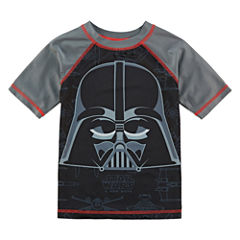 Boys Star Wars Rash Guard-Preschool