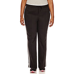 Made For Life Woven Track Pants-Plus (30