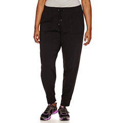 Spalding Cotton Blend Joggers Plus